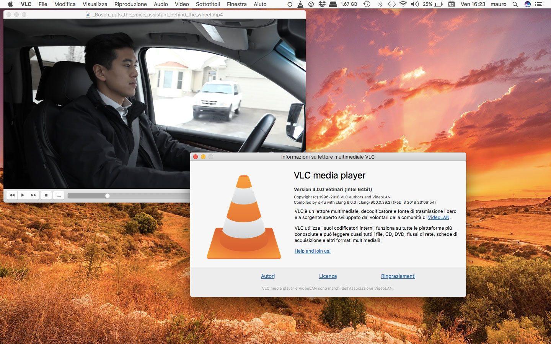 vlc 3.0 - foto schermata VLC 3.0