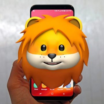 Samsung Animoji