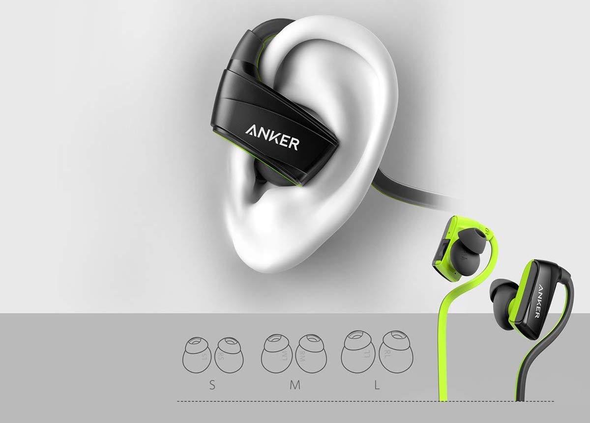 Quasi finito lo sconto su auricolari Bluetooth per sportivi, resistenti ad acqua e sudore: 22,49 euro