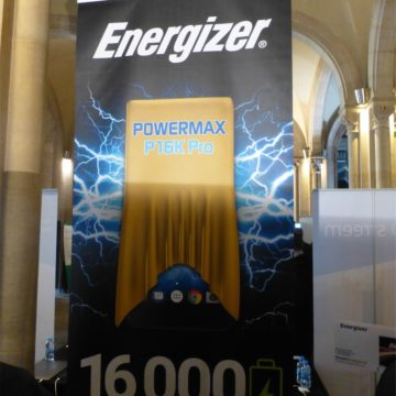 energizer power Max 1