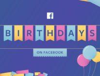 facebook compleanno