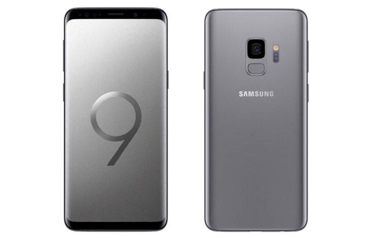 Presentazione Galaxy S9
