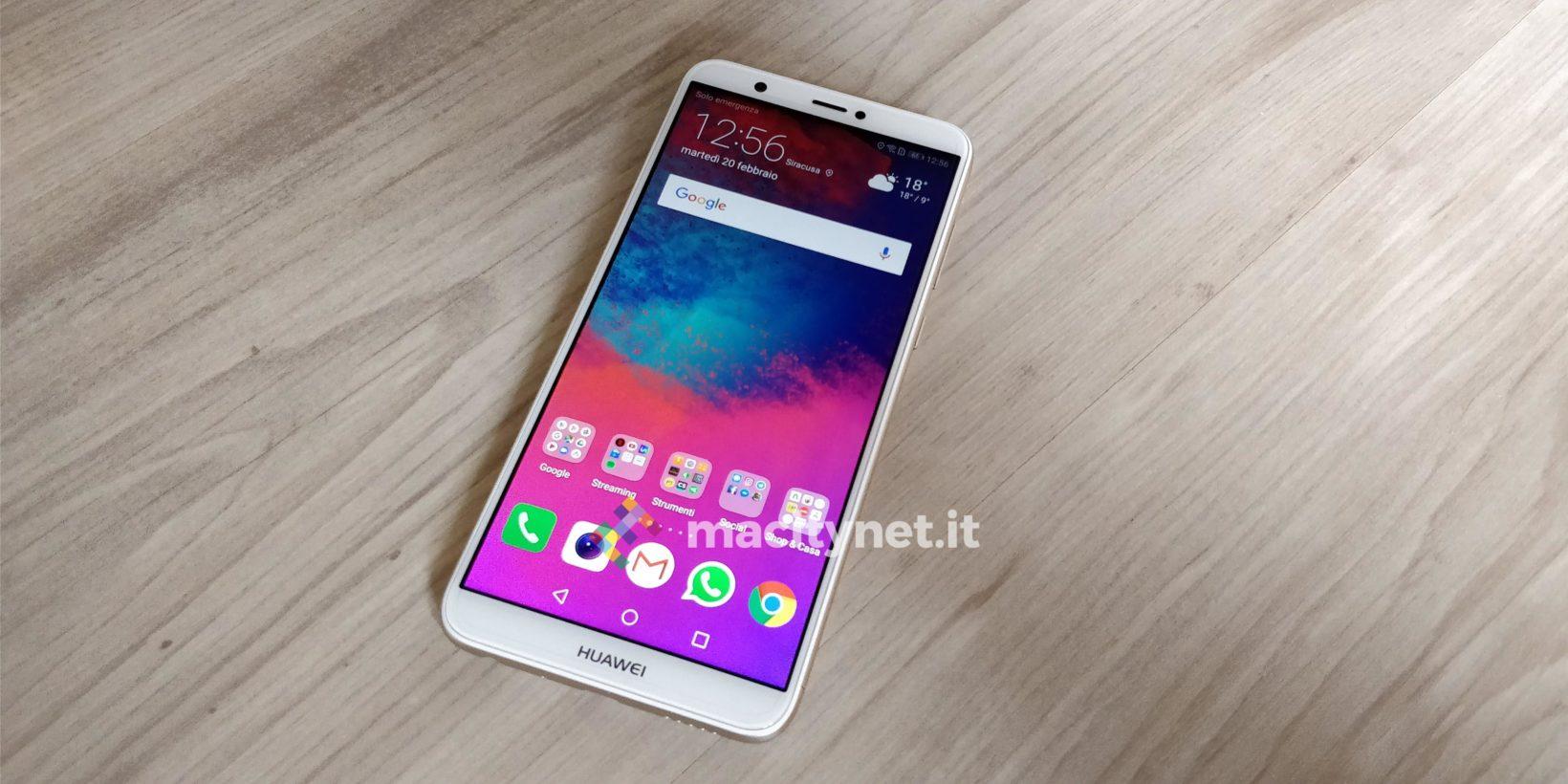 Schemi Elettrici Huawei : Recensione huawei p smart: economico alla moda e maneggevole