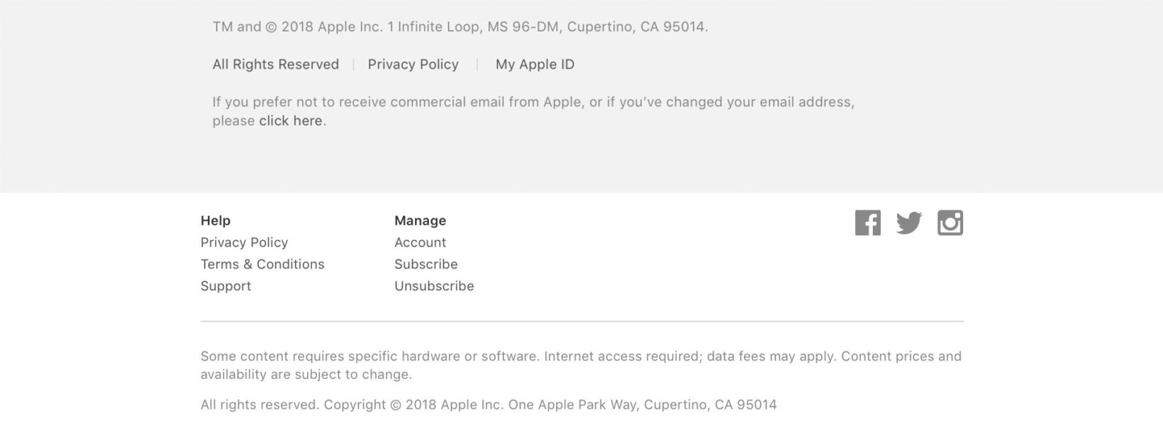 One Apple Park Way sede legale apple