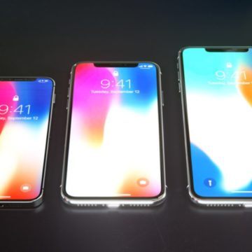 iPhone 2018 LCD