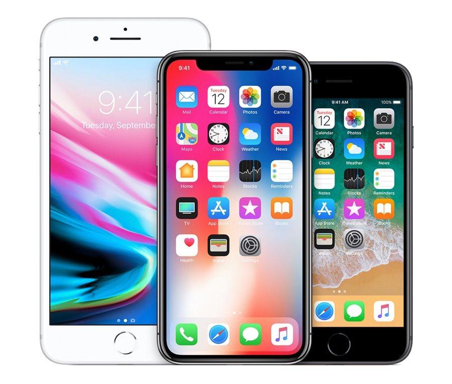 domanda iphone x - foto iphone 8 iphone x