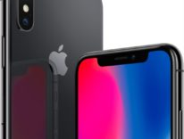 iPhone X 2 notch