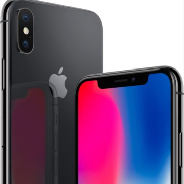 iPhone X 2 notch