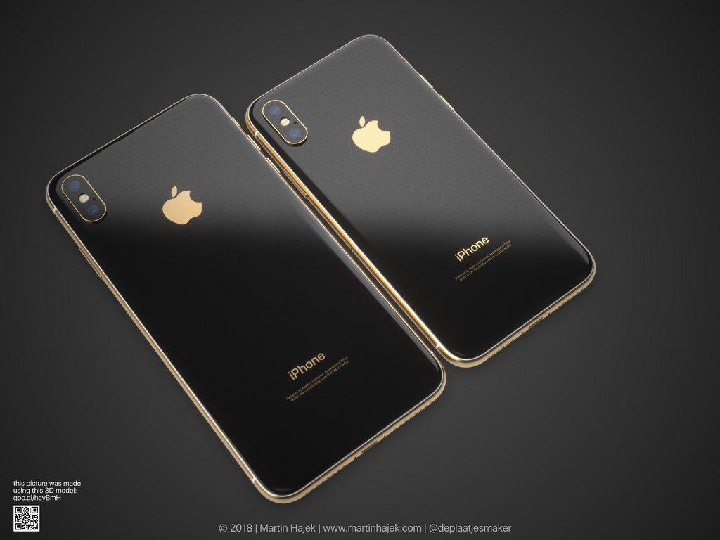 Iphone X Color Oro Potrebbe Essere Così Macitynetit