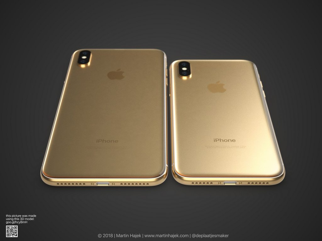 iphone x color oro