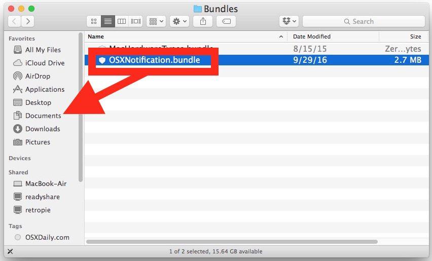 eliminare la richiesta di aggiornamento a macOS High Sierra