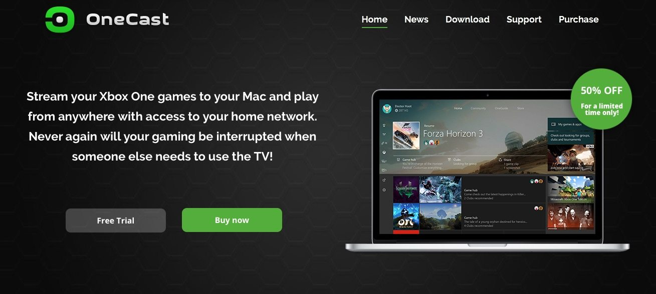 giochi xbox one su mac