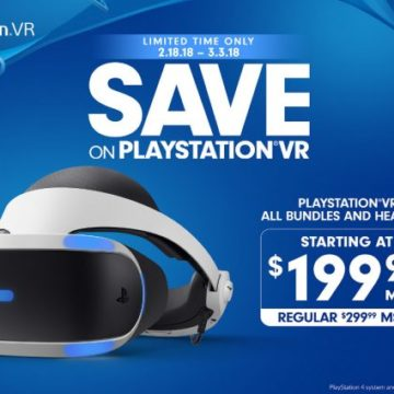playstation vr sconti usa