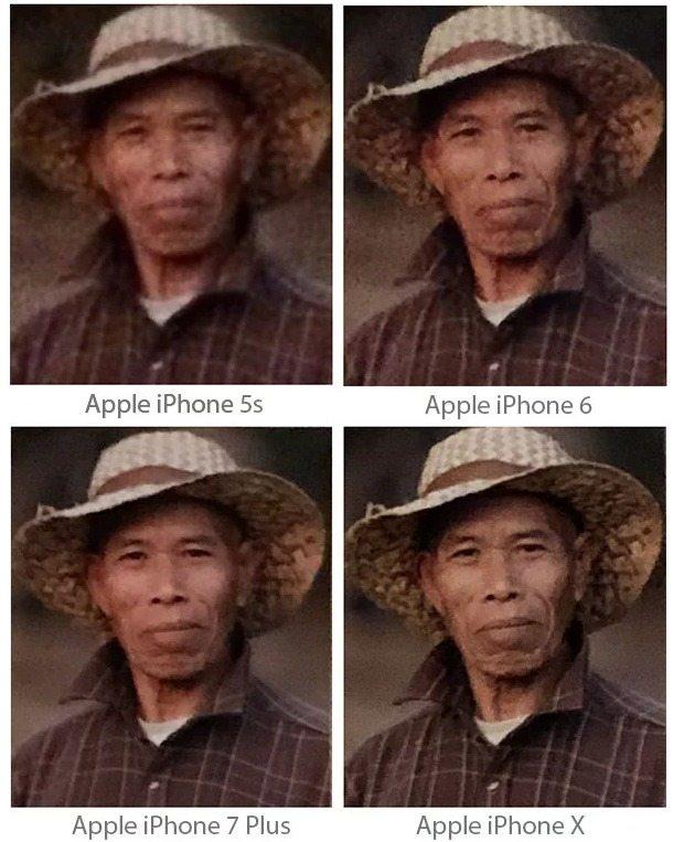 progressi smartphone fotocamere