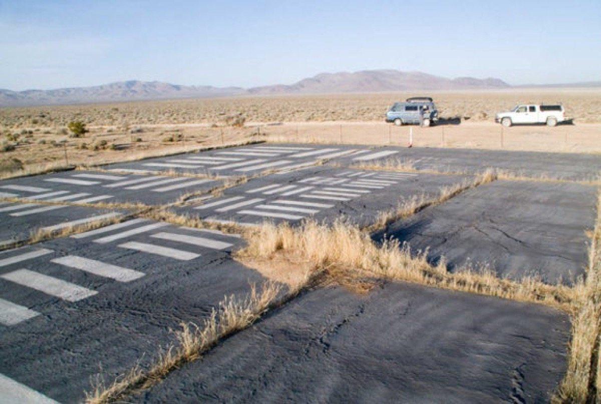segni nel deserto