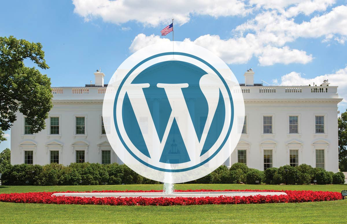 trump wordpress