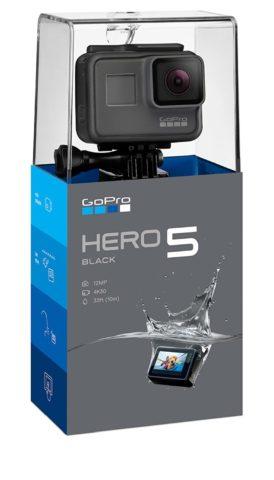 gopro hero 5 - migliore action cam