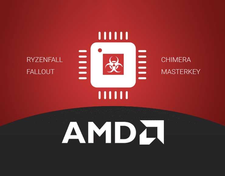 processori amd vulnerabili