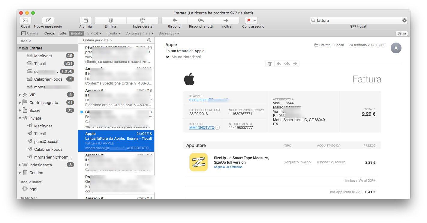 Apple spiega come evitare le truffe phishing che puntano for Indirizzo postale