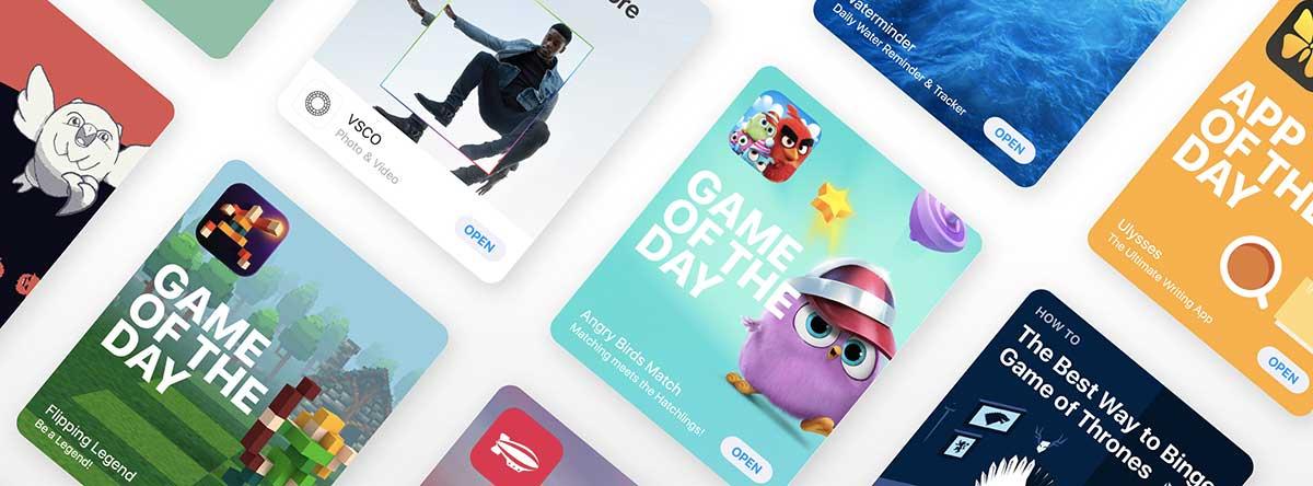 giochi mobile - foto app store