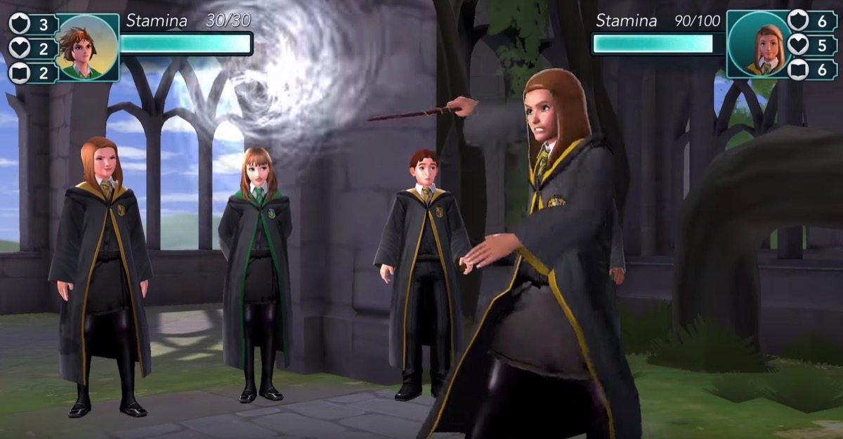 Harry Potter Hogwarts Mystery teaser
