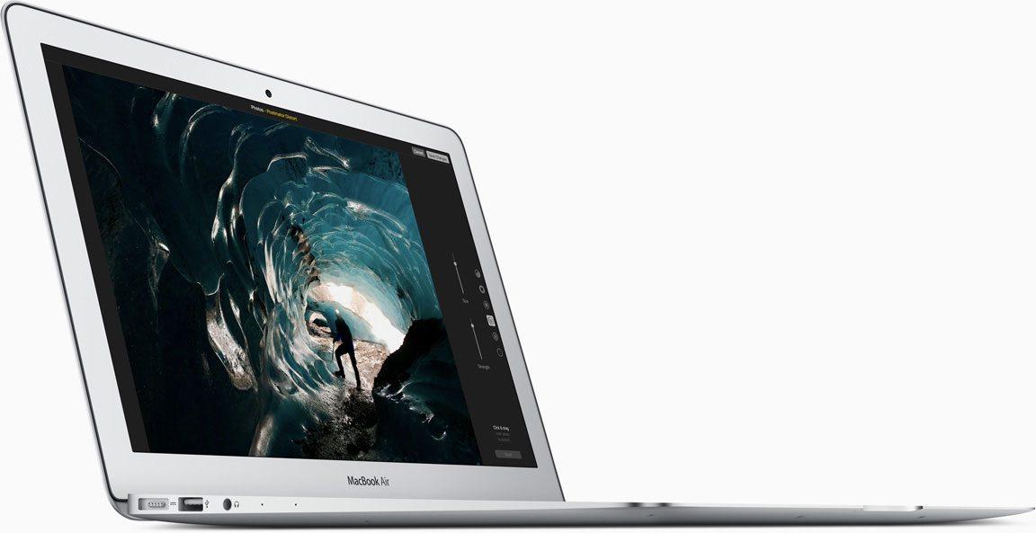 """rilascio del nuovo MacBook Air 13"""""""