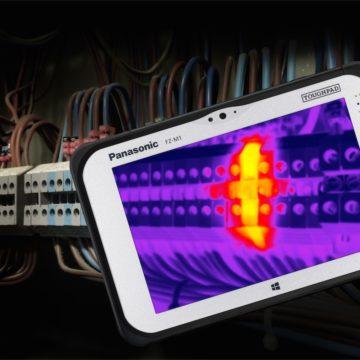 Panasonic Toughpad FZ-M1 Thermal_Elettrico