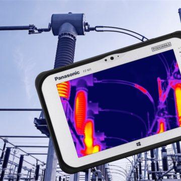 Panasonic Toughpad FZ-M1 Thermal_Energia