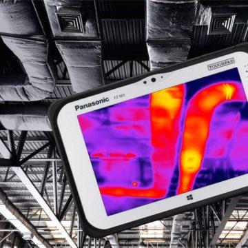 Panasonic Toughpad FZ-M1 Thermal_HVAR