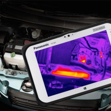 Panasonic Toughpad FZ-M1 Thermal_Meccanica