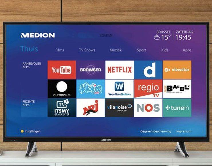 Vestel Firmware Tv