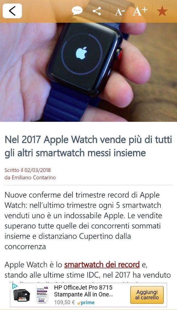 macitynet go app ios android