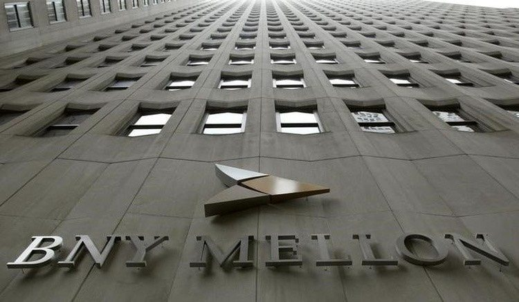 apple irlanda BNY Mellon