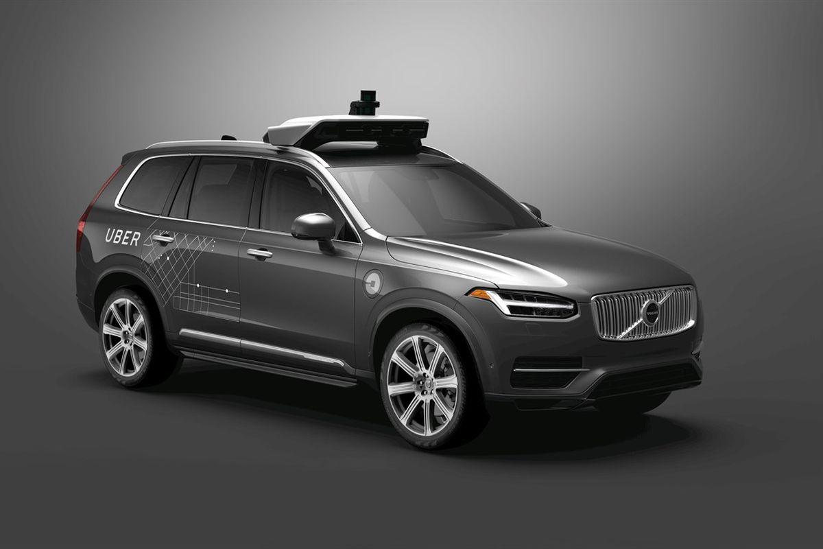 Uber, l'auto a guida autonoma