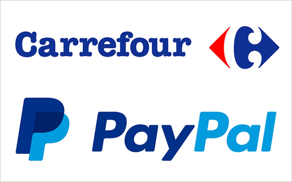 carrefour paypal