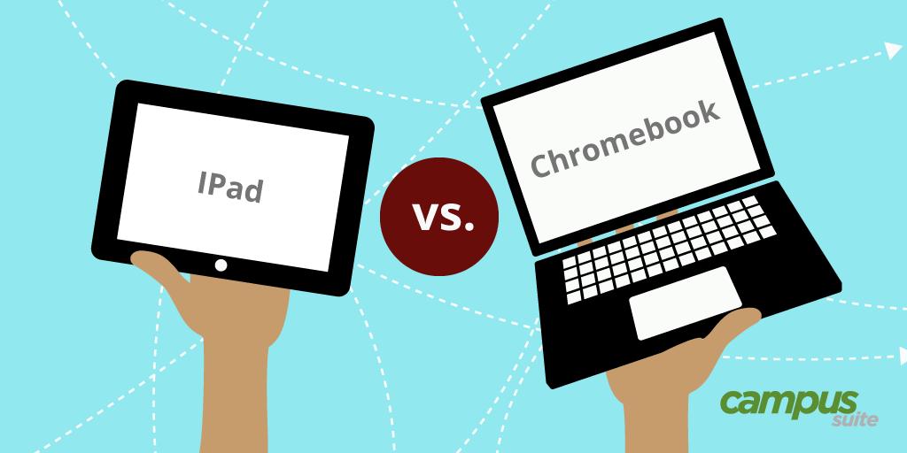 iPad chromebook
