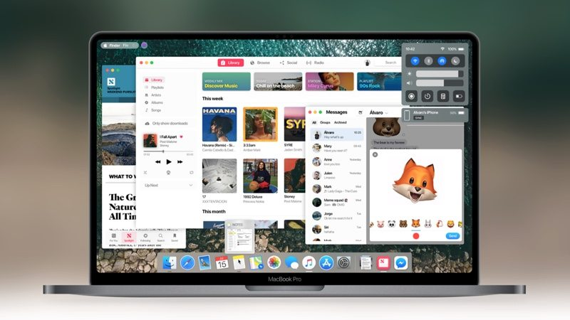 concept macos 11 icon