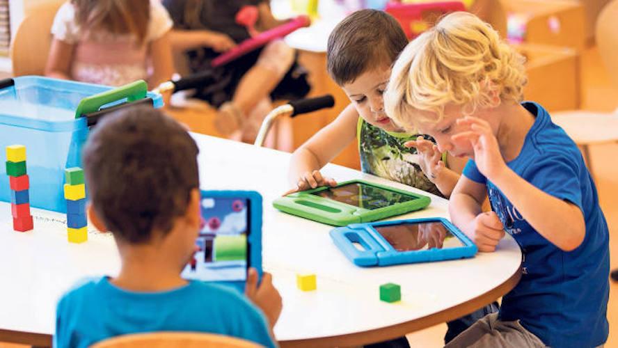 cover per iPad per bambini