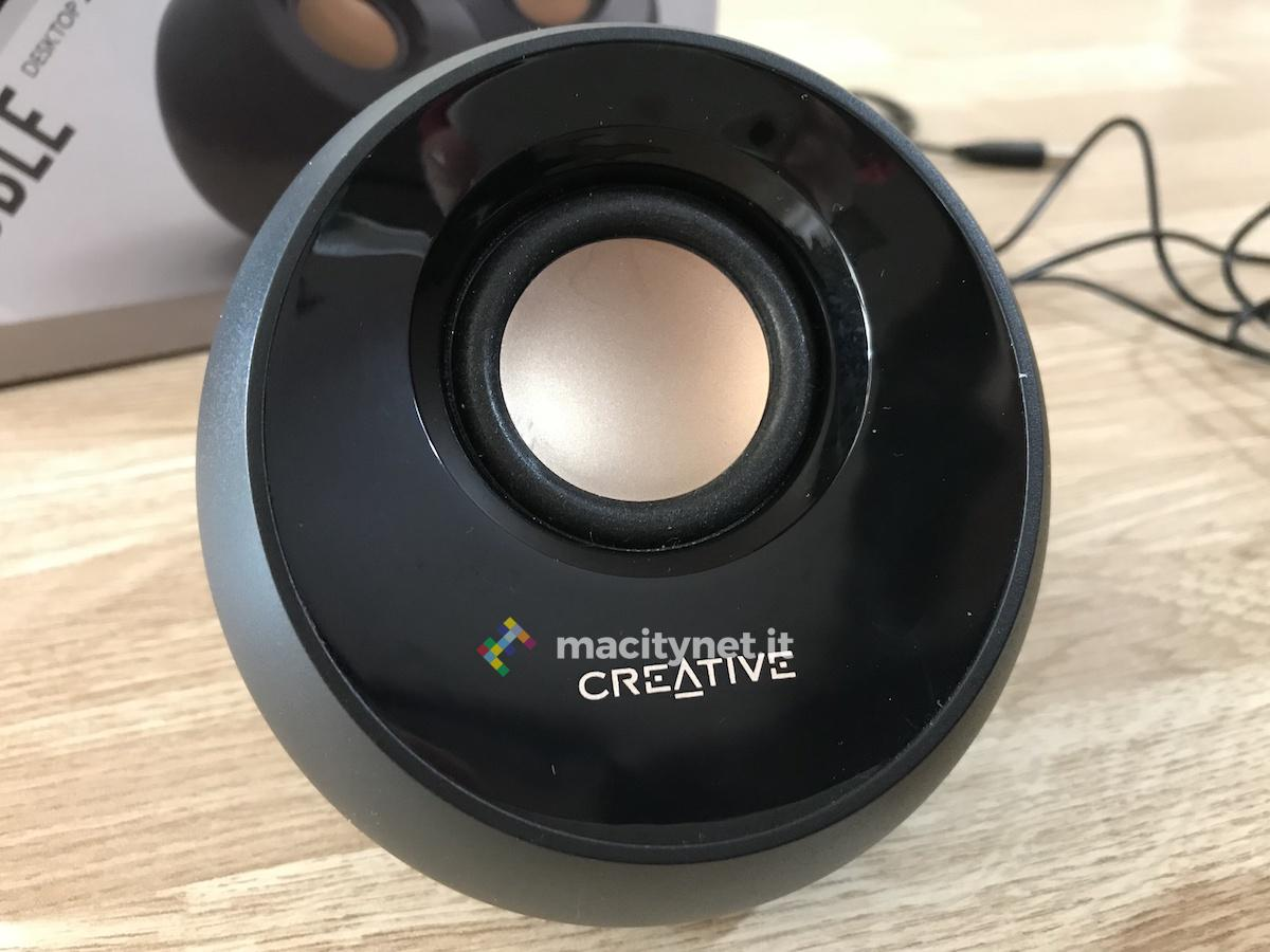 creative pebble