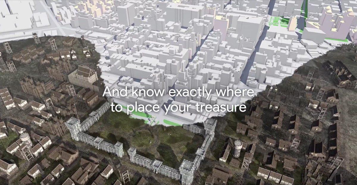 Google Mappe API giochi