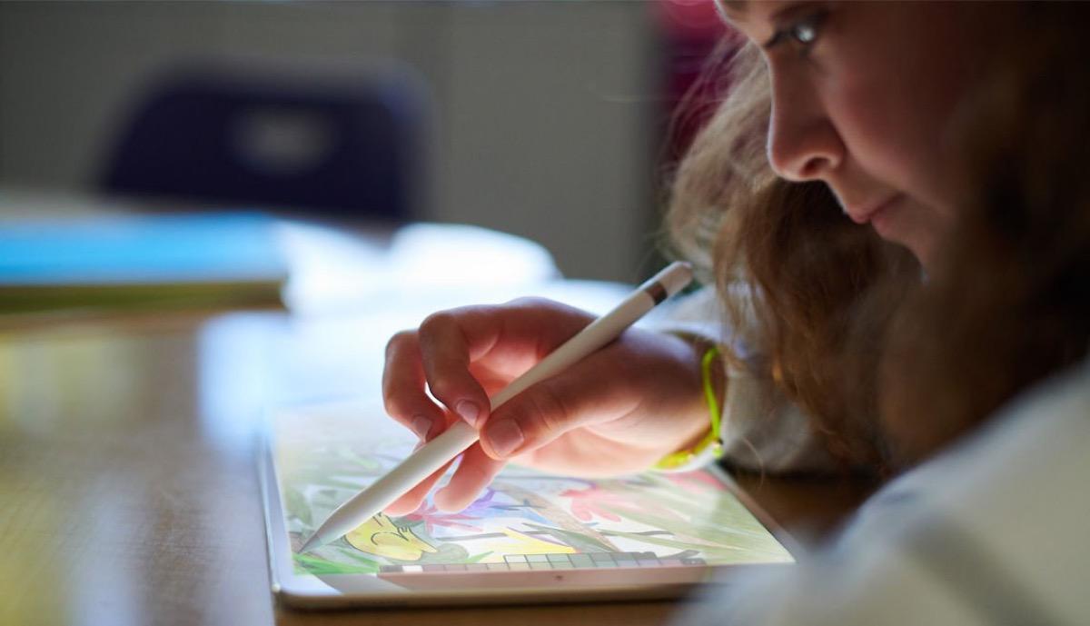 keynote apple marzo - foto apple nuovo iPad 2018
