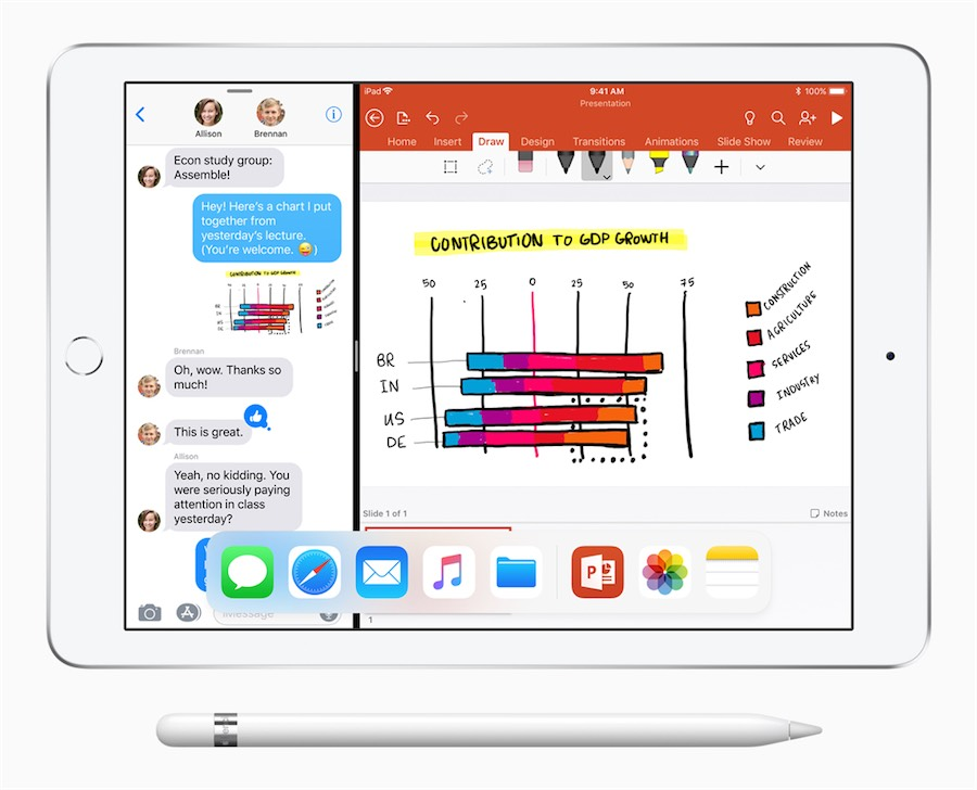 video tutorial ipad apple pencil