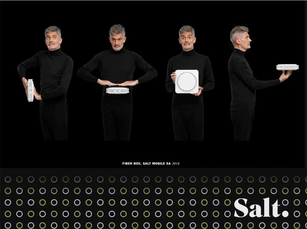 Il Salt Fiber Box ha un design modulare. È stato ideato, creato e disegnato a Zurigo dal designer svizzero Alfredo Häberli.