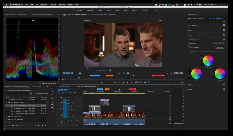 Sensei Adobe Premiere Pro CC