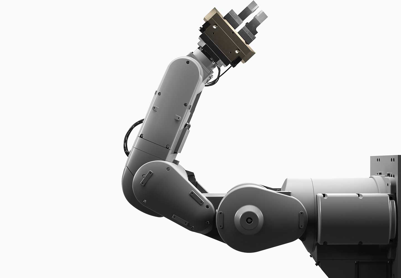 robot daisy apple