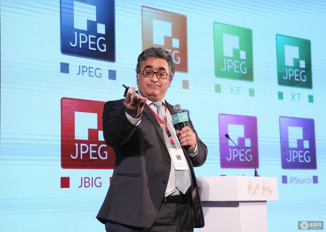 Touradj Ebrahimi, professore della Scuola di Ingegneria dell'EPFL (STI).