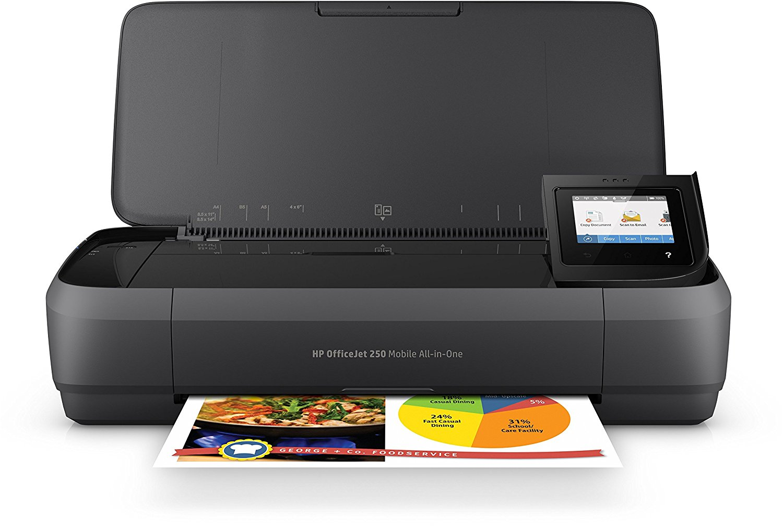 HP OfficeJet 250 portatile