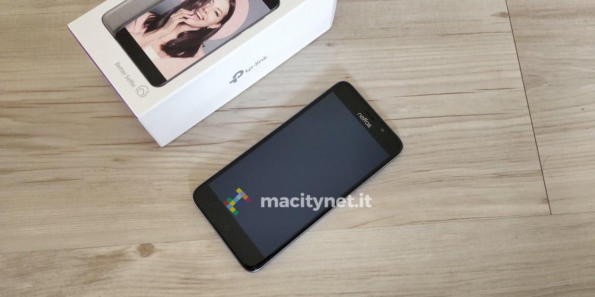 smartphone neffos c7