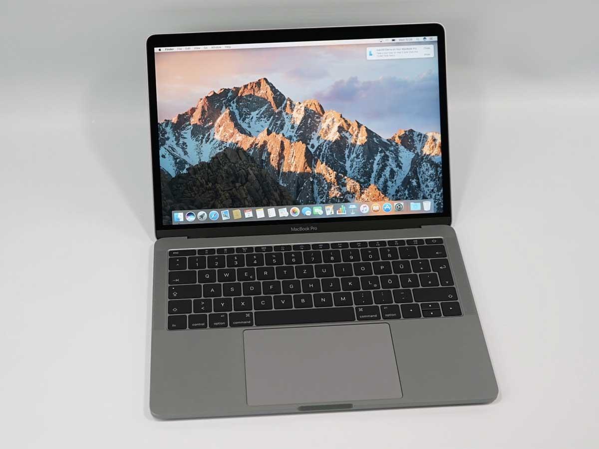 macbook pro 13 problemi ssd e scheda foto macbook pro
