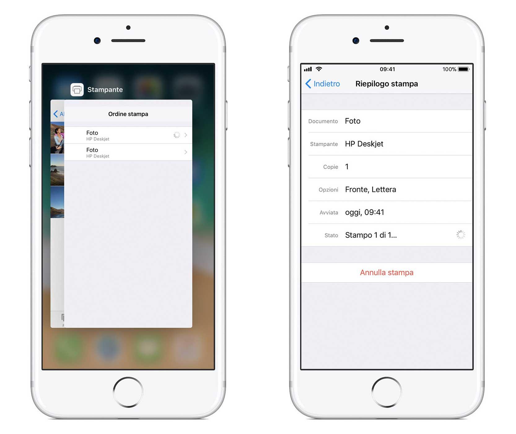 Stampare da iPhone le migliori stampanti per Mac